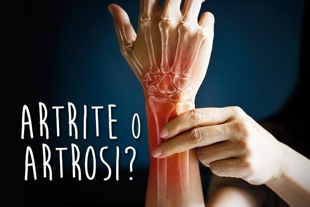 Tagmedicina, artrosi e artrite