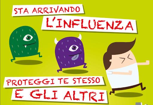 tagmedicina,l'influenza