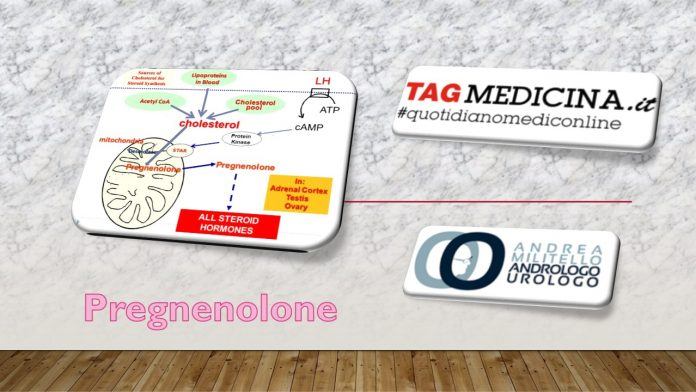 tagmedicina, pregnenolone